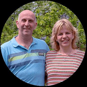 Alianne und Jan Oomen