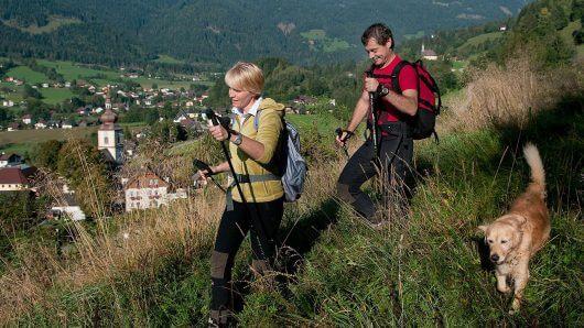 wandern-hund-afritz-villach